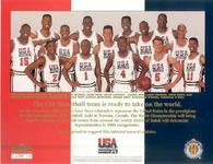 1994 USA Basketball Team