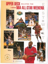 1996 Upper Deck all star weekend