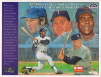 1994 Upper Deck Rockies Commemorative Sheet